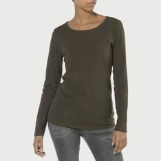 Duesouth women's essential fitted long-sleeved tee in a cotton/spandex blend for added comfort. Available in ice melange. This long-sleeved t-shirt is an a Due South, Cotton Spandex, Long Sleeve Tees, Essentials, Sleeves, Mens Tops, T Shirt, Fashion, Supreme T Shirt