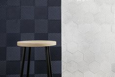 Hex and Scale tiles by Heliot & Co. » Retail Design Blog