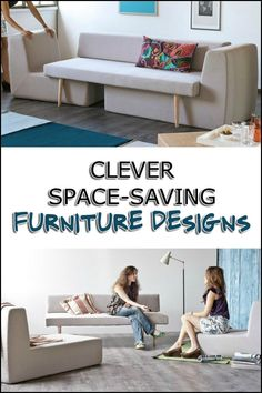 platzsparend ideen l shape sofa set designs, 64 best space saving ideas images on pinterest in 2018 | space, Innenarchitektur