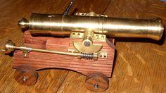 Image result for mini loading 22 caliber cannon