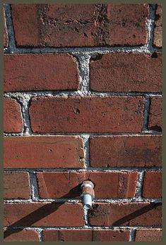 Geocaching - Wall Pipe Geocache