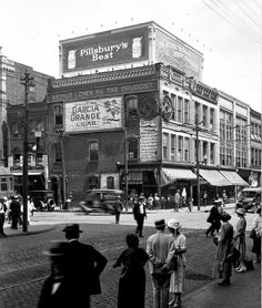 Vintage Johnstown: Just Hanging Round
