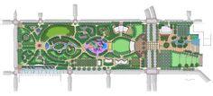 Modern Architecture, Modern Contemporary, Dallas, Foundation, Park, Illustration, Image, Modernism, Parks