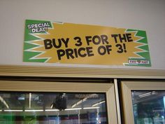 special deal, 3