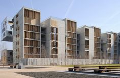 Lyon Confluence - vergely architectes