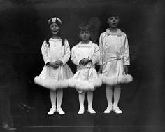 Diana Churchill, Randolph Churchill, and their cousin John George Spencer Churchill
