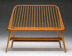 the Bowback Bench by Jas Becker.