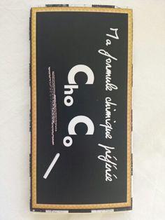 Jaquette plaque de chocolat réalisée  avec Studio-Scrap 6