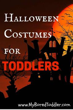 Toddler Halloween Costume Idea - we've found some of the cutest Halloween toddler costumes around. You'll be wishing it was Halloween more often, just so they could wear all of them!