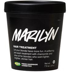 How to Choose Your Hair Treatment—Lush Cosmetics Marilyn Monroe Cuadros, New Hair, Your Hair, Rides Front, Deep Conditioning Treatment, Lush Cosmetics, Handmade Cosmetics, Moisturize Hair, Shiny Hair