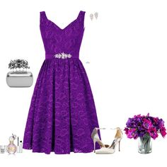 Set 1326 by lapshi4ka on Polyvore featuring moda, Badgley Mischka, Alexander McQueen, Blue Nile, Bobbi Brown Cosmetics, Marc Jacobs and Nails Inc.