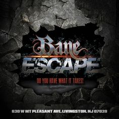 Are you excited for Halloween? Get a little taste with Bane Escape the NOT SCARY side project of Bane Haunted House!