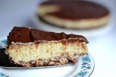 Wegański sernik jaglany bez pieczenia Healthy Sweets, Healthy Eating, Vegan Baking, Tiramisu, Recipies, Cheesecake, Ethnic Recipes, Food, Low Gi