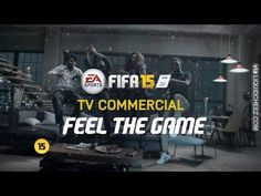 Watch Lionel Messi Star In This Amazingly Cinematic FIFA 15 Official TV Commercial