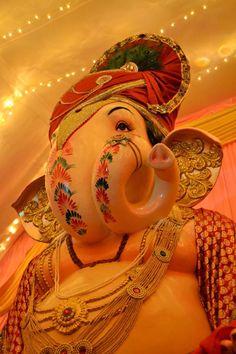 Ganpati Bappa Moraya :)