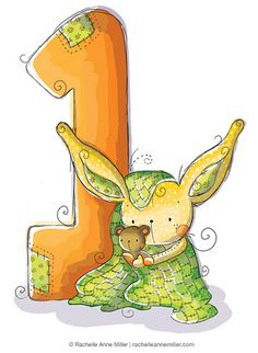 One Bunny by Rachelle Anne Miller, via Flickr