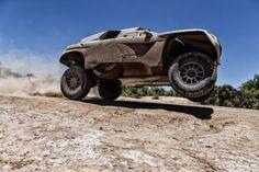Peugeot 3008 DKR Dakar
