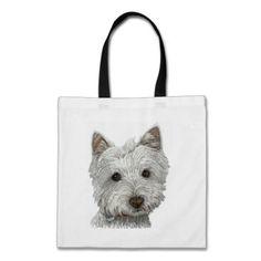 Westie dog bags