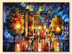 Enigma de la noche Limitada edición otoño por AfremovArtStudio