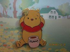 Disney Daisy Patch Winnie the Pooh Pin