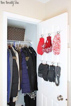Reclaim Your Closets: 17 Brilliant Hall Closet Organization Ideas