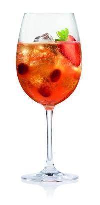 Lust auf Italien: Rezept Maracuja Spritz