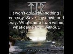 Týr - The Edge with Lyrics - YouTube