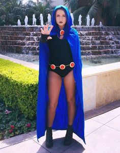 We all know that Raven is the coolest Teen Titan.