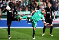 You are watching football video highlights of German Bundesliga match: Werder…