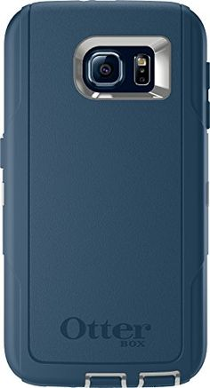 OtterBox DEFENDER SERIES for Samsung Galaxy S6 - Frustration-Free Packaging - Black  http://topcellulardeals.com/product/otterbox-defender-series-for-samsung-galaxy-s6-frustration-free-packaging-black/?attribute_pa_color=casual-blue&attribute_pa_customerpackagetype=frustration-free-packaging  Robust, 3-layer protective case withstands drops, bumps and shock. Built-in screen protector guards against scratches. Port covers keep out dust and debris.