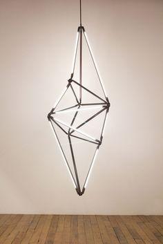 Illuminating Geometry: The Lighting Designs Of Bec Brittain | http://www.yatzer.com/bec-brittain-design