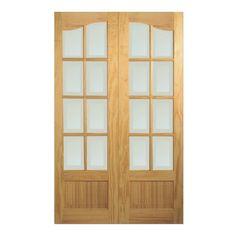 Bespoke Internal doors in a range of styles to suit your property. Internal Double Doors, Door Furniture, Room, House, Pine, Design, Home Decor, Bedroom, Pine Tree