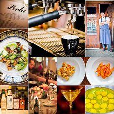 Perla - Greenwich Village    24 Minetta Lane (betw Bleecker and W. 3rd) - Chef Michael Toscano