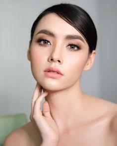 62 Super-Ideen für Make-up Asian Eyes Asia - Natural Makeup Simple Bride Makeup Asian, Bride Makeup Natural, Asian Wedding Makeup, Best Bridal Makeup, Wedding Makeup Tips, Asian Eye Makeup, Wedding Hair And Makeup, Asian Makeup Natural, Asian Bride