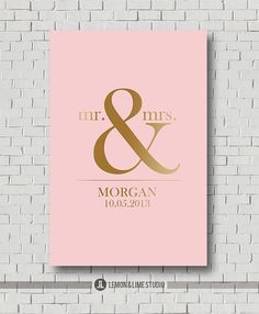 Wedding Gift - Gold and Sparkle Wedding Guest Book. Personalized Guestbook Wedding Alternative  Bridal Shower Gift. Wedding Gift Print