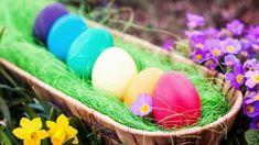 Пасхальные яйца-праздничное