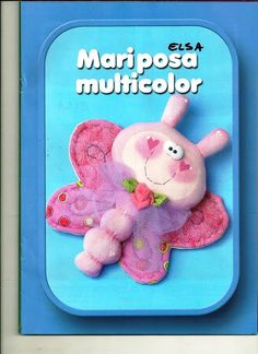 MUÑECOS &JUGUETES DE TELA No. 55 - Marcia M - Álbuns da web do Picasa