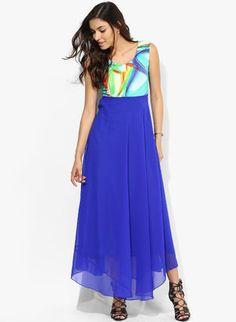 Multicoloured Dresses for Women - Buy Multicoloured Women Dresses Online in India