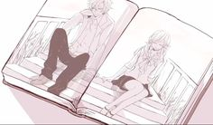 Grown up Haruki x Miou >. Itsu, Anime People, Koi, Saga, Growing Up, Couples, Pretty, Art, Romantic Couples