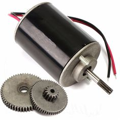 buy 36w dc 12v 24v small wind for turbine generators permanent magnet motor with gear #permanent #magnet #generator