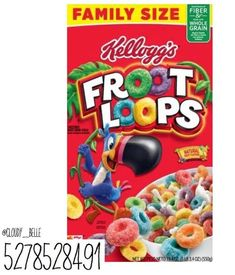 Froot Loops, Fruit Loops Cereal, Amazon Auto, Balanced Breakfast, Good Source Of Fiber, Breakfast Cereal, Weight Watchers Meals, Gourmet Recipes, Yummy Recipes