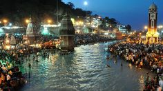 Yes, river Ganga is now living entity. Uttarakhand High Court on monday recognised it.