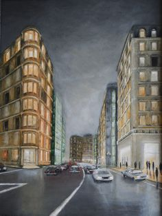 14 Best Margherita paintings 2015 images | City scene, New