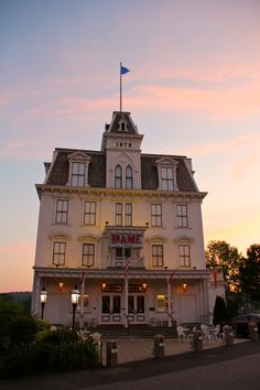 Historic Goodspeed Opera House. East Haddam, Connecticut.  Nothing like a production here....step back in to time and see a classic....I loved the experience!
