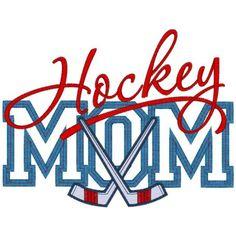 Yes, I'm a hockey mom too!!