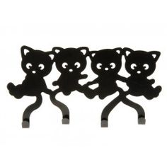 Kapstok Zwarte Kat