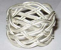 How to Wire Wrap Knot Rings