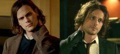 Spencer Reid. 10 years later