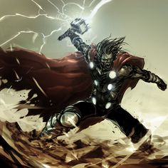 The Thunderous Thor
