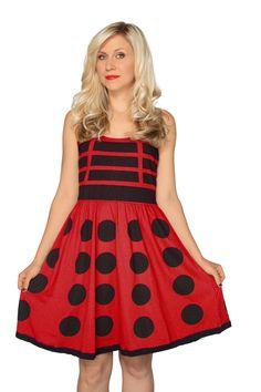 Doctor Who: Dalek Dress